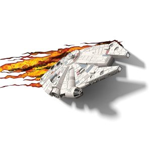 MILLENNIUM FALCON 3D LIGHT