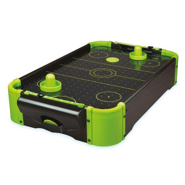 Neon Table Air Hockey