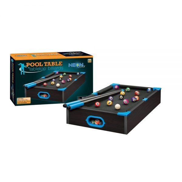 Neon Table Pool1